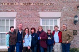 The Certified Horsemanship Association office, Kentucky